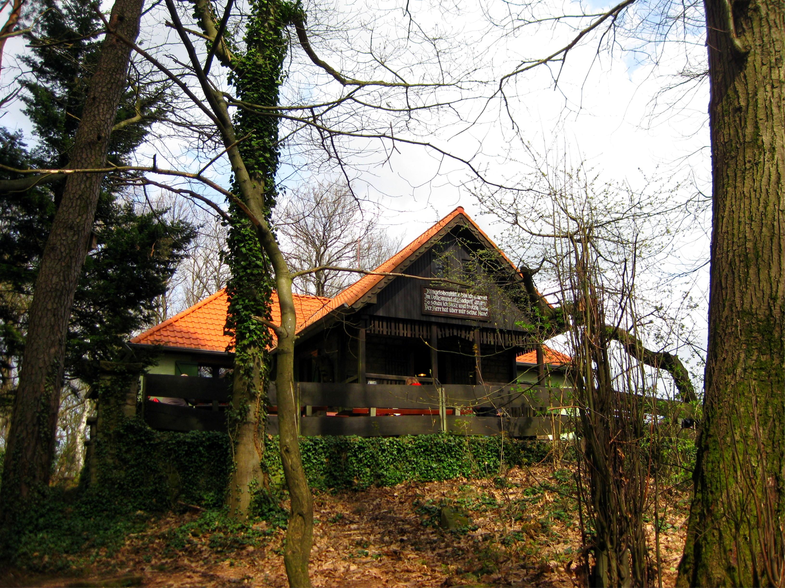 DB0RO Ringelsberg Hütte