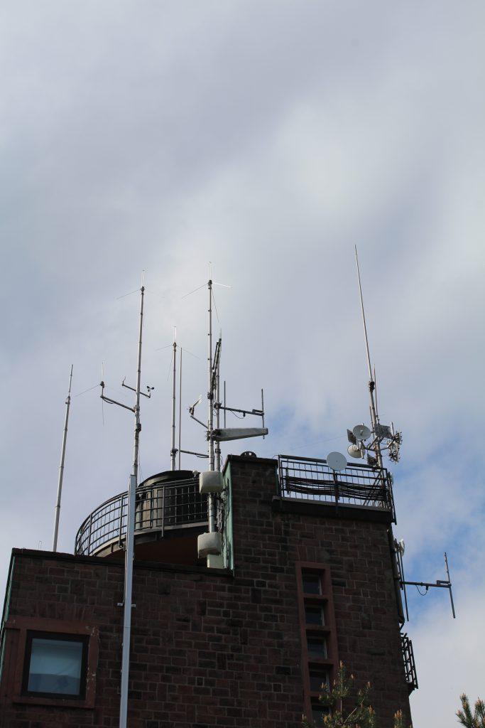 DB0XK Antennen