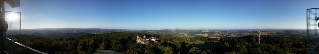 DB0WP Potzberg Panorama