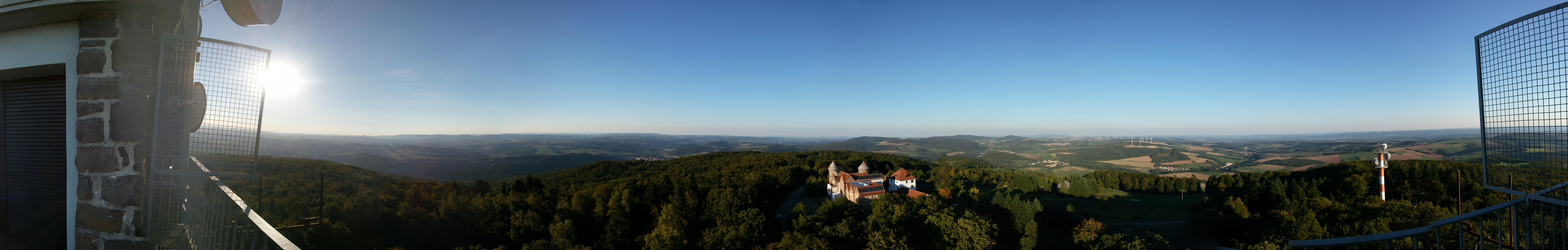 DB0WP Potzberg Panorama2