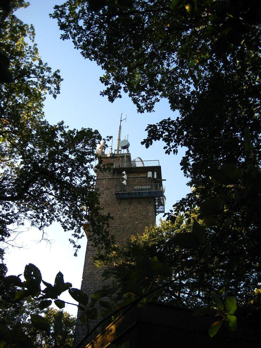 DB0WP Potzbergturm von Süden