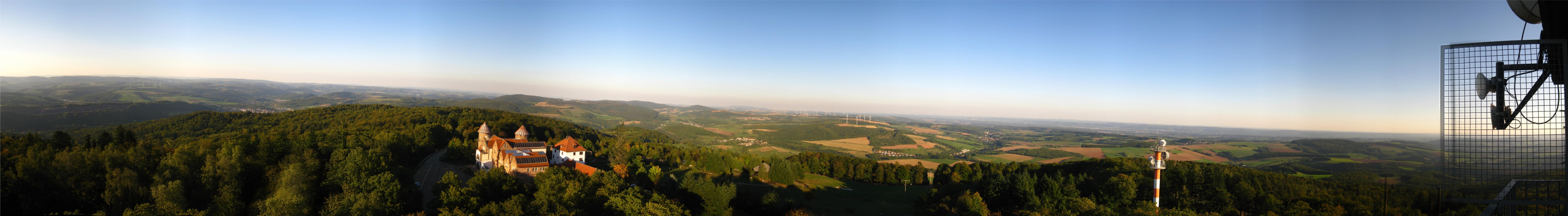 Potzberg Panorama