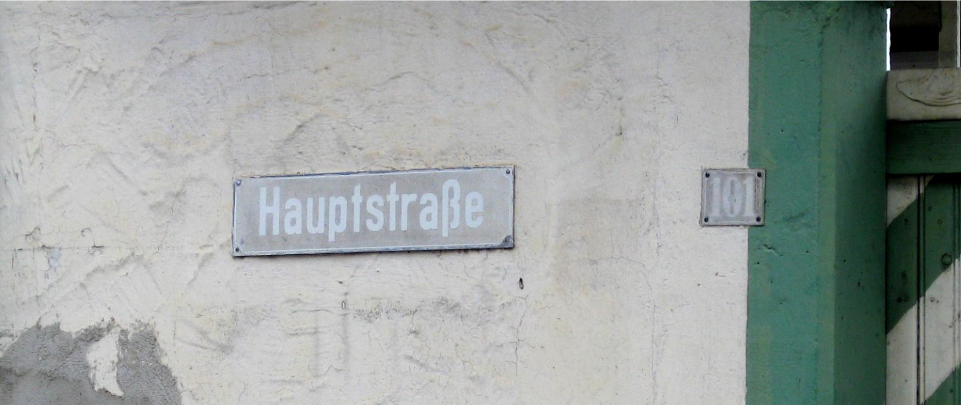 DB0NIX Hauptstraße