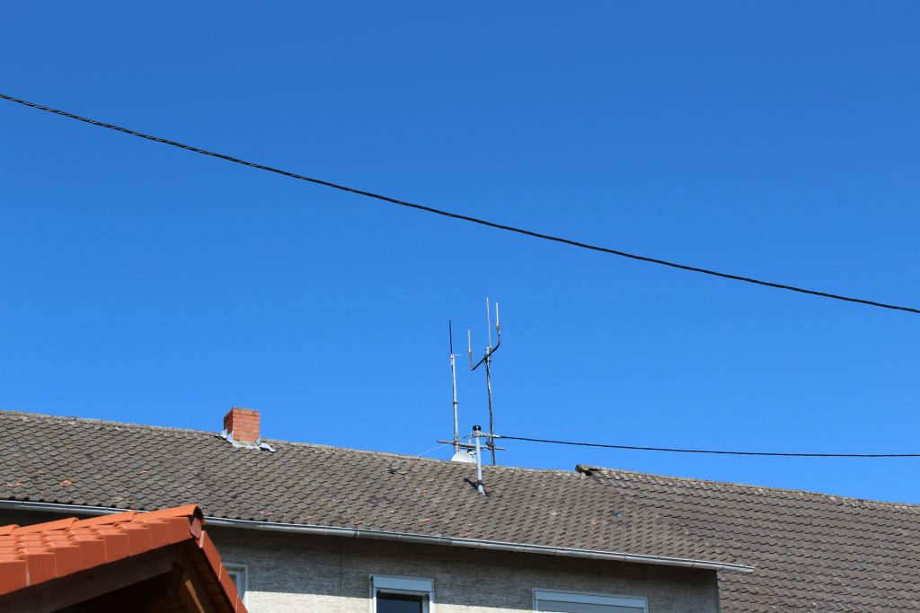 DB0FBH Antenne