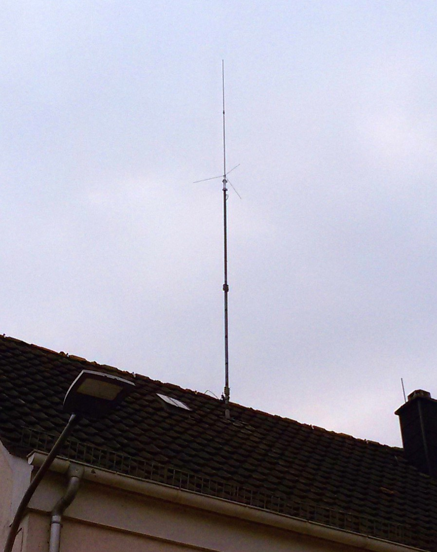 DB0VP Antenne