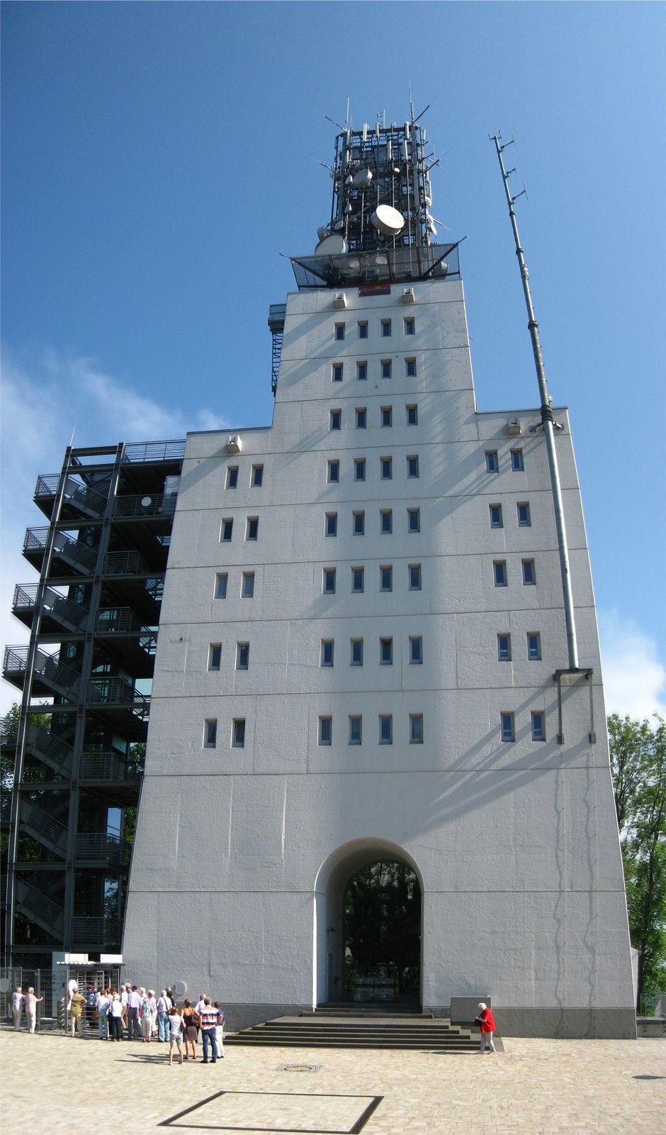 DB0LZ Speckmarschall Schaumbergturm