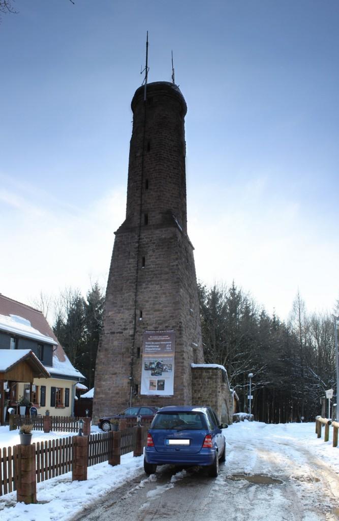 DB0YK Höcherbergturm 1