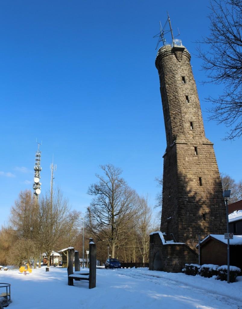 DB0YK Höcherbergturm 2
