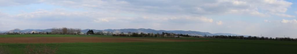 DB0ZH Blick auf den Königsstuhl Panorama