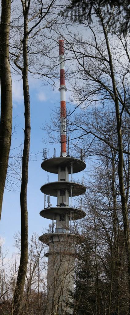 DB0ZH Telekom Turm Heidelberg Königsstuhl 1