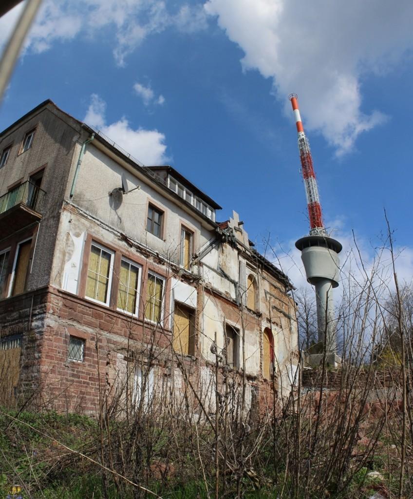 Königsstuhl SWR Turm 3