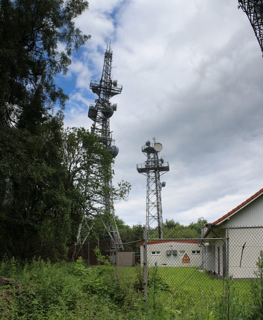 Pfalzerwerke Funkturm Donnersberg
