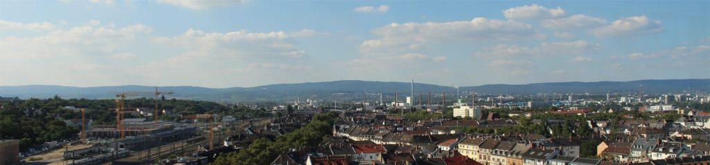 DB0VA Hohe Wurzel Amateurfunk Relais Wiesbaden